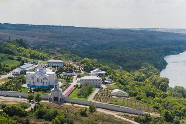 Спасо-Преображенский Усть-Медведицкий монастырь в Серафимовиче