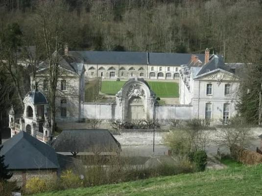 Фонтенельское аббатство