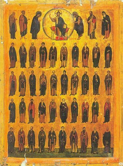 Собор Синайских святых
