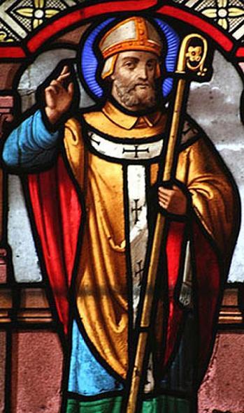 Святой Луп, епископ Труаский