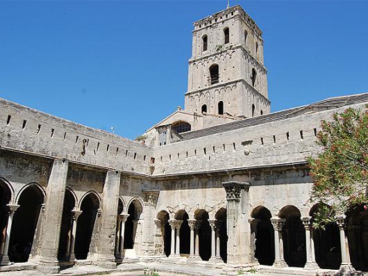 Аббатство св. Кесария (Enclos de Saint-Césaire)