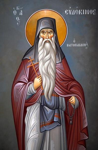 St. Evdokimos of Vatopedi