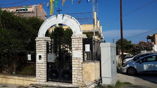 керкира храм аполлодора