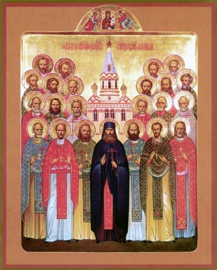 23 новомученика Минской епархии