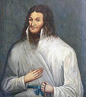 Портрет преподобного Илариона Троекуровского, 1828 год