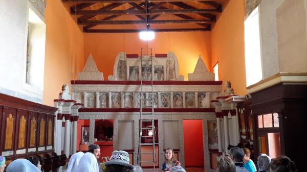 корфу Влахернскойс главном храме