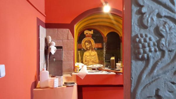 корфу Влахернской иконы в алтаре 2