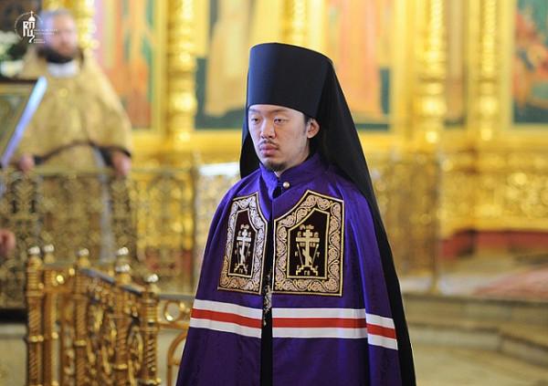 Феофан, архиепископ Кызыльский и Тывинский (Ким Алексей Илларионович)