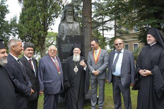 памятник Фанару на Халки