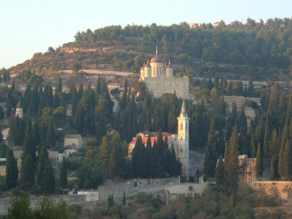 Горненский женский монастырь в честь Казанской иконы Божией Матери в Эйн-Кареме в городе Иерусалиме