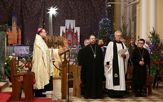 молитва с еретиками в костеле