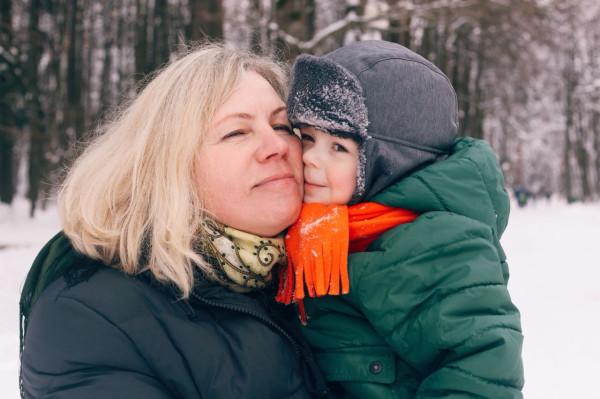 внук с бабушкой 2