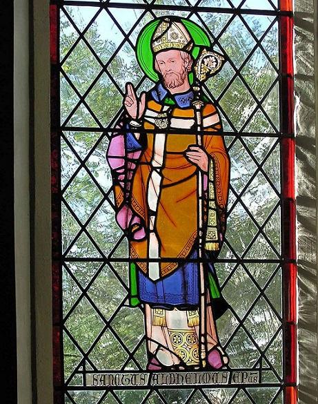 Святитель Альдхельм из Малмсбери 1