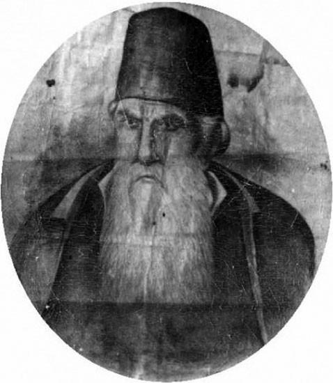 Схимонах Иоаким (Патрикиос). Прижизненный портрет