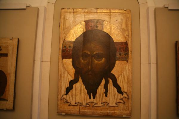 Спас Нерукотворный, 2-я половина XIV в.