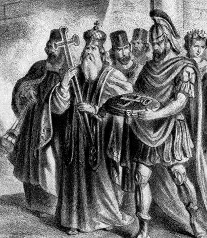Святитель Николай Мистик, патриарх Константинопольский