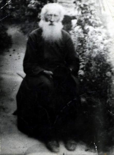Праведный Иоанн Иоаннович Гашкевич, протоиерей 1