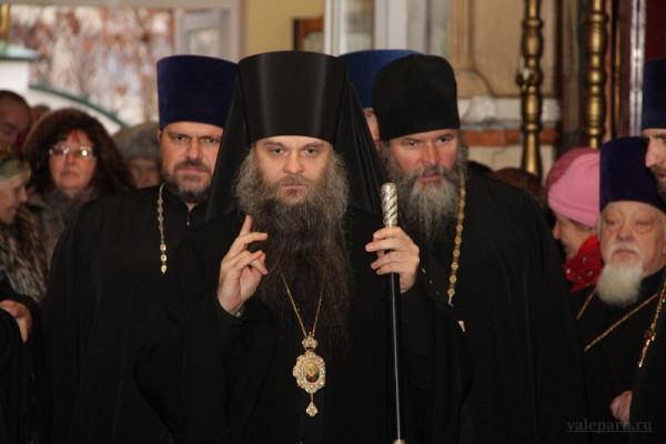 Савва, епископ Валуйский и Алексеевский (Никифоров Евгений Алексеевич)