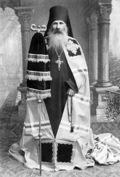 Преподобный Гавриил Афонский, архимандрит, настоятель Афонского Ильинского скита 1
