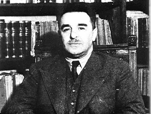 Мученик Илья Исидорович Фондаминский