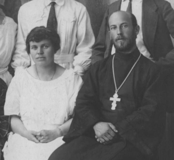 Священномученик Правдолюбов Николай Анатольевич