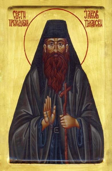 Преподобный Иаков (Арсович), Новый, Туманский, монах 1