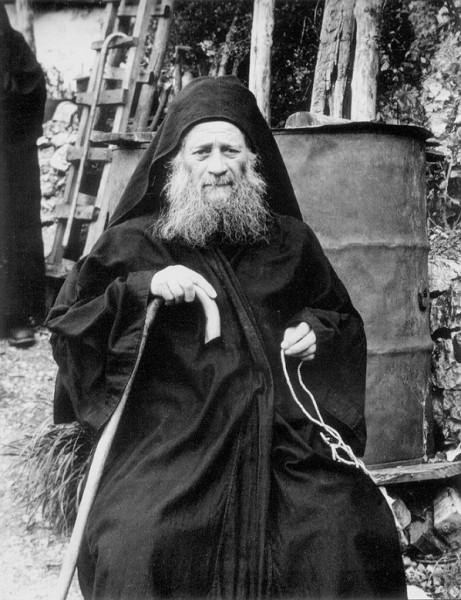 Иосиф Исихаст (Молчальник, Пещерник)