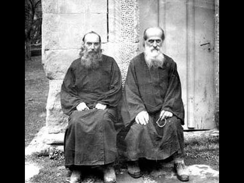 Преподобные Иоанн Майсурадзе и Георгий Мхеидзе