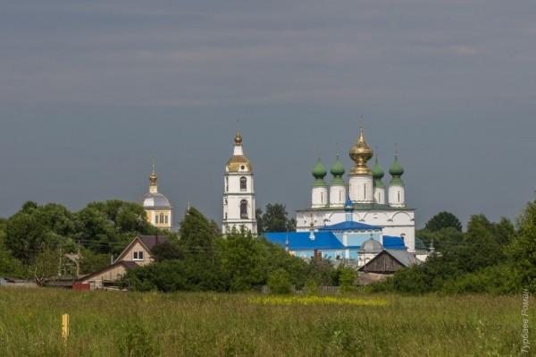 Введеньё. Николо-Шартомский мужской монастырь, фото Тубарева Романа, 2017 год