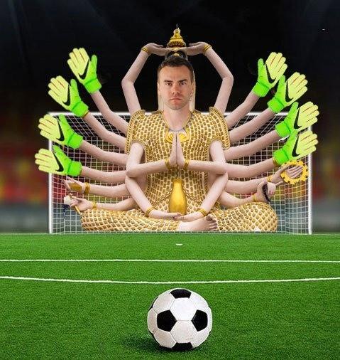 _футбол юмор 2