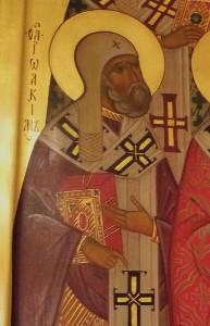 Святитель Иоаким Корсунянин, епископ Новгородский 1