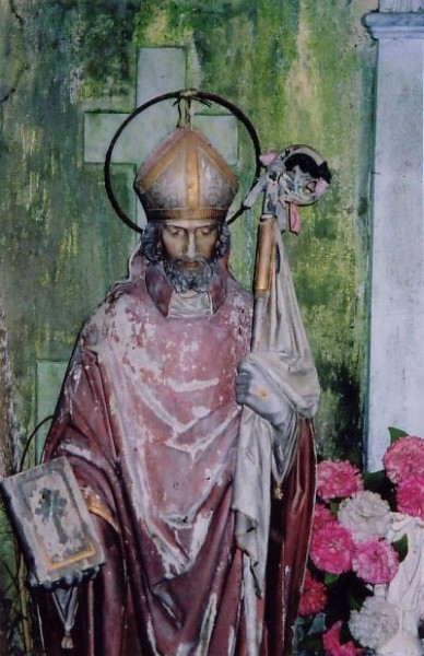 Статуя св. Колмана
