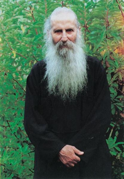 Иаков Цаликис из монастыря преподобного Давида