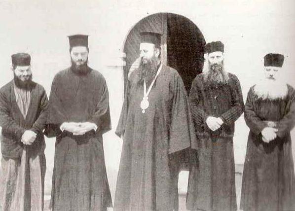 Иаков Цаликис из монастыря преподобного Давида 3
