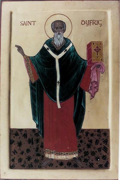 Святитель Дифриг Валлийский (Dyfrig), архиепископ Эргингский