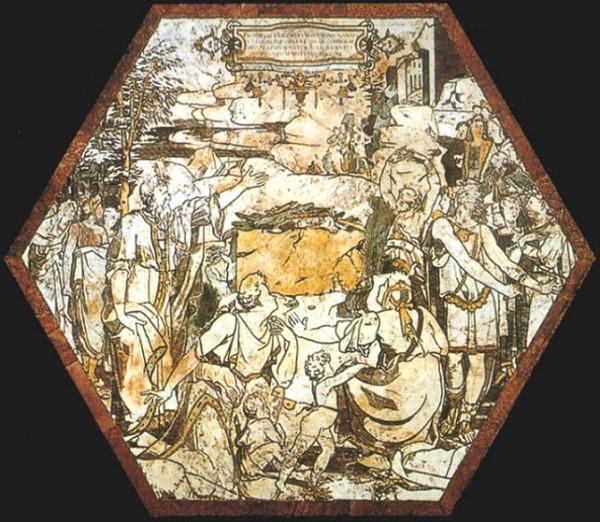 Илия убивает жрецов Ваала 1