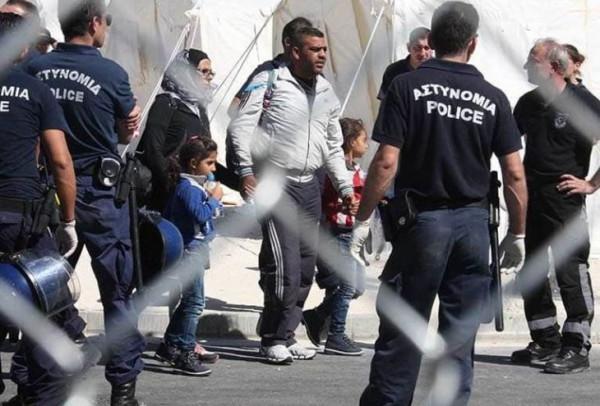 беженцы на кипре