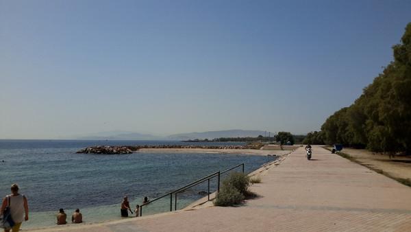 _ глифада пляж