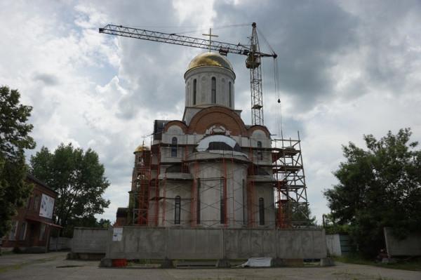 Беслан. Церковь Новомучеников и исповедников Церкви Русской, Автор фотографии Dmitry N     Снято 10 июня 2018