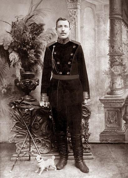 Иван Павлович Любимов (1876 - 1942), псаломщик, мученик