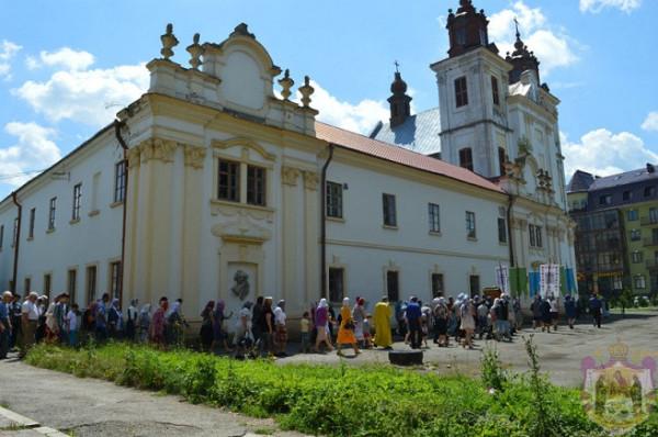 пгт. Богородчаны Ивано-Франковской области Свято-Троицкий храм