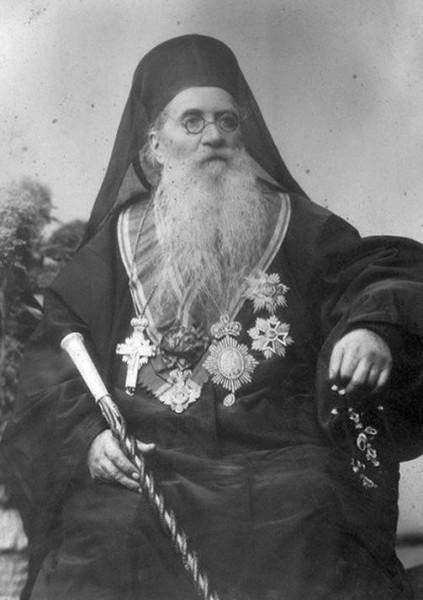 Святитель Иосиф (Наниеску), Милостивый (румын. Iosif Naniescu), митрополит Молдавский