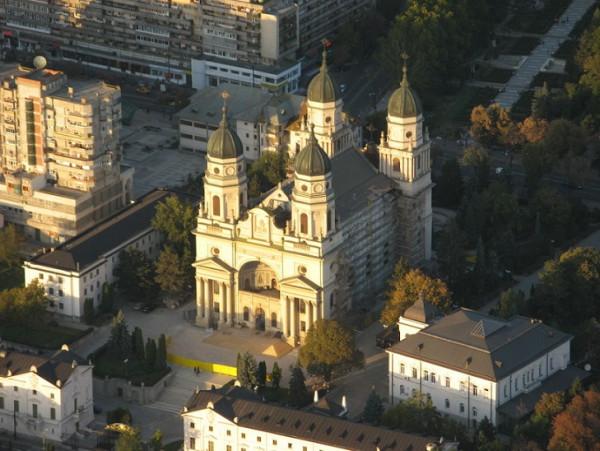 Кафедральный собор Богоявления, г. Яссы, Румыния