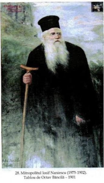 Святитель Иосиф (Наниеску), Милостивый (румын. Iosif Naniescu), митрополит Молдавский 1