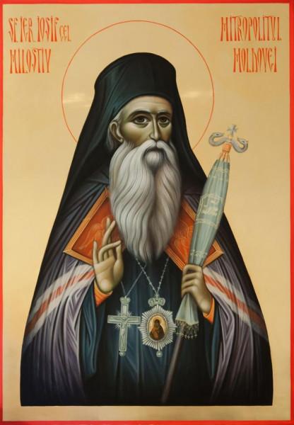 Святитель Иосиф (Наниеску), Милостивый (румын. Iosif Naniescu), митрополит Молдавский 3