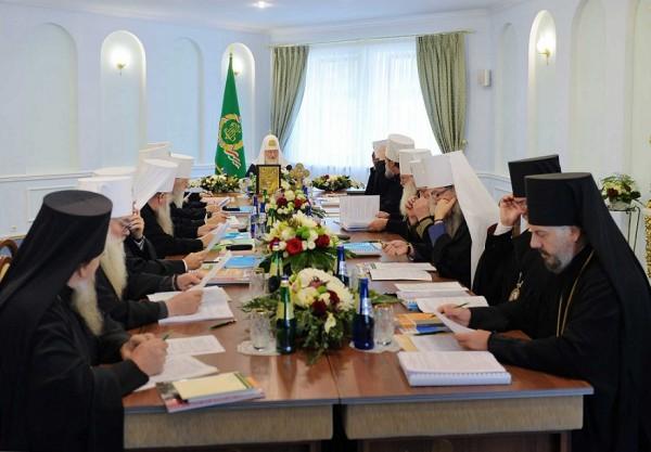 Синод в Минске