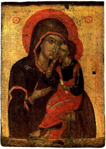 Икона Божией Матери Любятовская