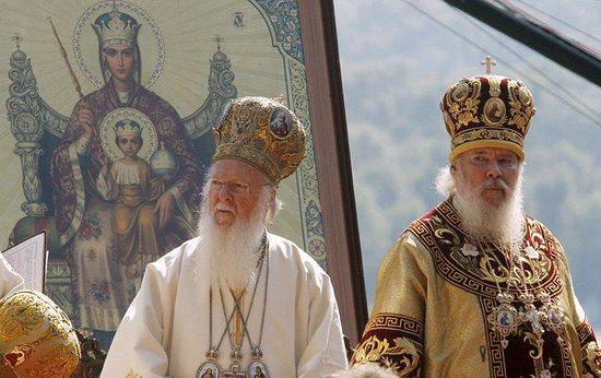 Фанар и патриарх Алексий
