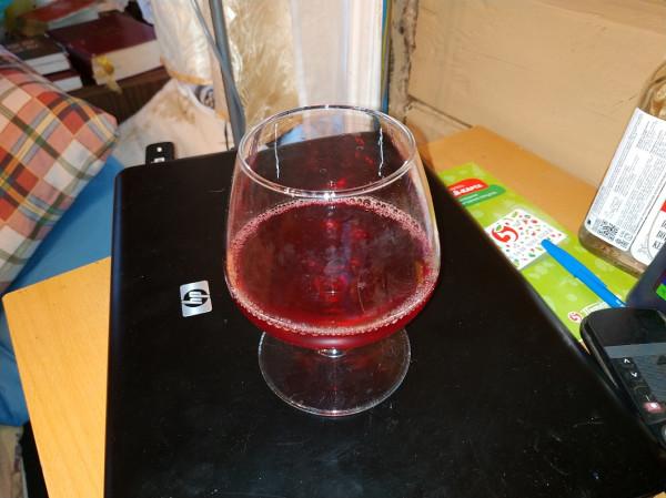 сливовое вино 1
