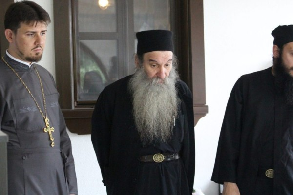 Иеромонах Лука Святогорец